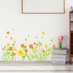 그래픽스티커 (gm-ih904)-꽃잎흩날리는날(2톤)_그래픽스티커